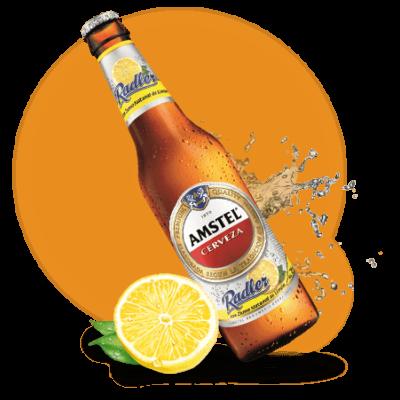 amstel radlet lemon
