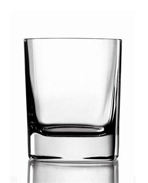 Sterke drank glazen